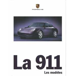 Catalogue PORSCHE 911