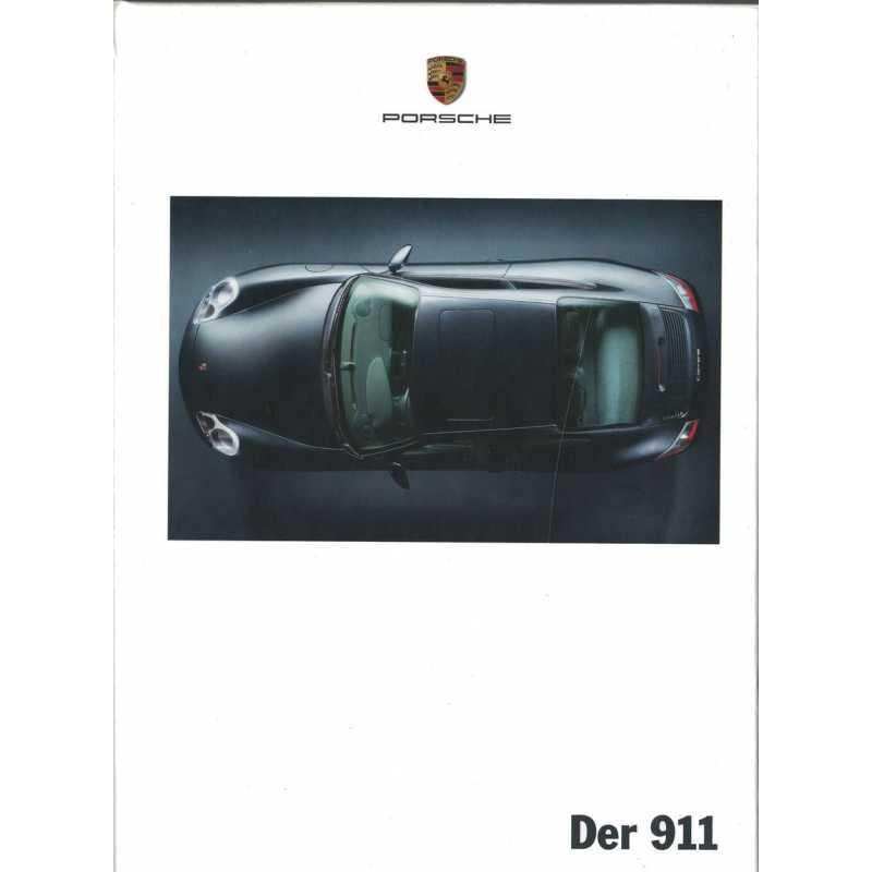 Catalogue PORSCHE 996