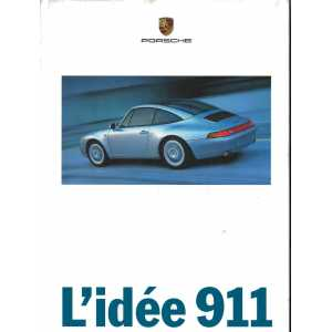 Catalogue PORSCHE 993 de 1997