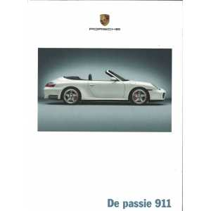 Catalogue PORSCHE 996 de 2003