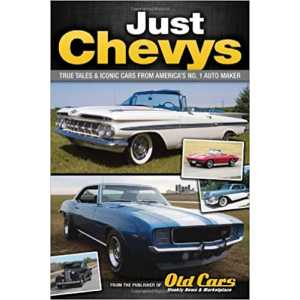 JUST CHEVYS  9781440214257