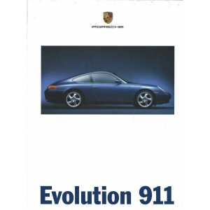Catalogue PORSCHE 996 Coupé de 1997