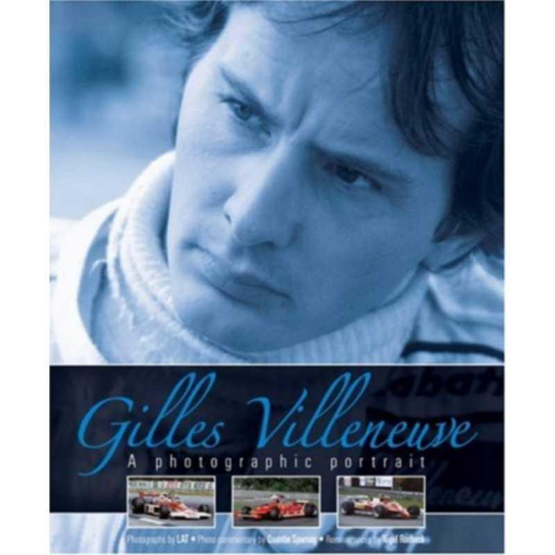 Gilles Villeneuve: A photographic portrait