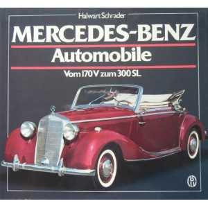 Mercedes Benz Automobile vom 170V zum 300 SL