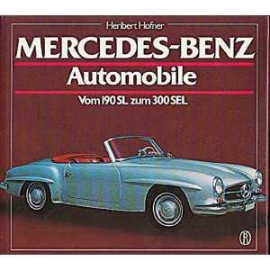 Mercedes-benz Automobile Von190sl Zum 300sel