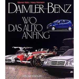 9783797703644 Daimler-Benz: Wo das Auto anfing