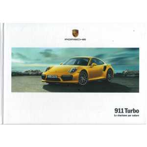 Catalogue PORSCHE 911-991 Turbo -Turbo S - (Français) 03/2017