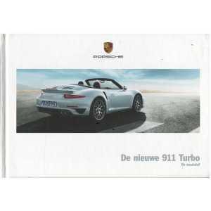 PORSCHE 911-991 Turbo - Turbo S (Néerlandais) 07/2013