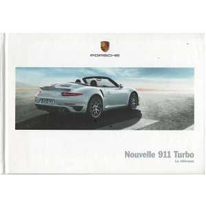 Catalogue PORSCHE 911-991 Turbo -Turbo S - (Français) 08/2013