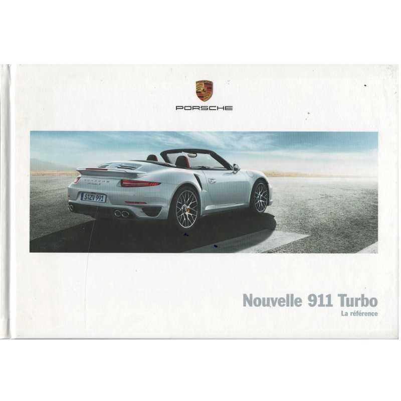 Catalogue PORSCHE 911-991 Turbo -Turbo S - (Français) 08/2013