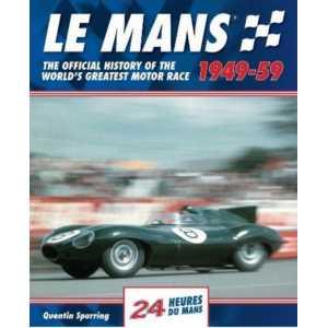 9781844255375, Le Mans 24 Hours 1949-59