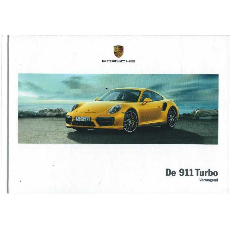 Catalogue PORSCHE 911-991 Turbo - Turbo S (Néerlandais) 03/17