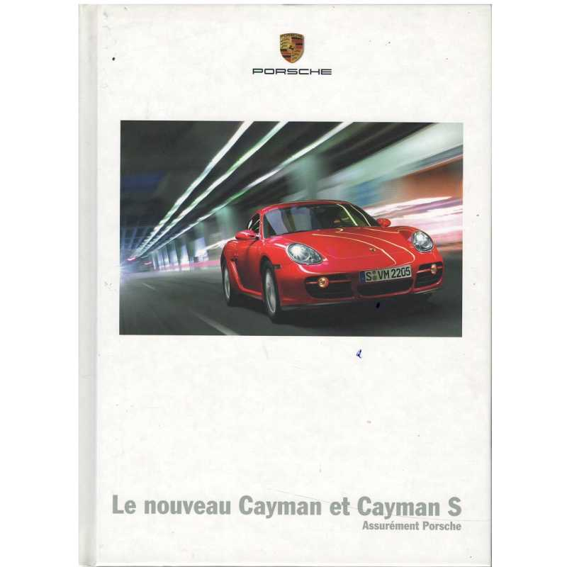 Catalogue PORSCHE BOXSTER CAYMAN (Français) 05/06