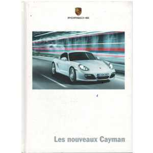Catalogue PORSCHE CAYMAN (Français) 08/08