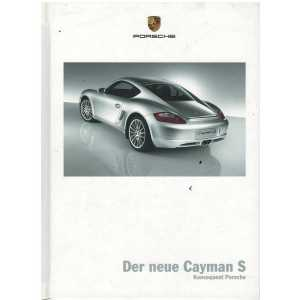 Catalogue PORSCHE CAYMAN  (Néerlandais) 05/06