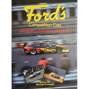 Ford Competition Cars