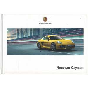 Catalogue PORSCHE CAYMAN (Français) 10/12