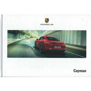 Catalogue PORSCHE CAYMAN (Français) 03/15