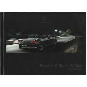 Catalogue PORSCHE BOXSTER S (Anglais) 11/10