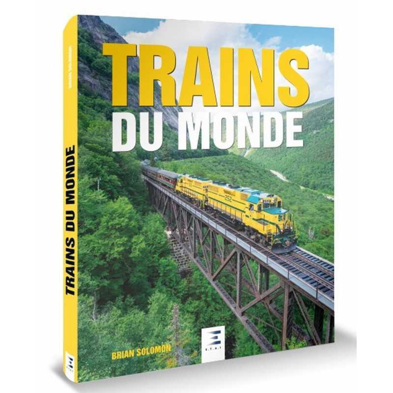 TRAINS DU MONDE 9791028304751