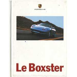 Catalogue PORSCHE BOXSTER 1998 ( Français)