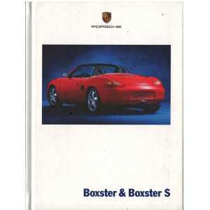 Catalogue PORSCHE BOXSTER 1999 ( Allemand )