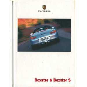 Catalogue PORSCHE BOXSTER 2000 ( Néerlandais )