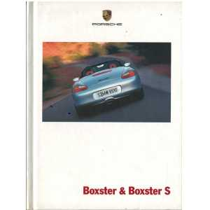 Catalogue PORSCHE BOXSTER 2001 (Allemand)