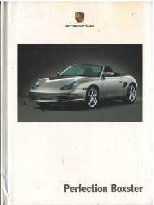 Catalogue PORSCHE BOXSTER 2002 (Français)