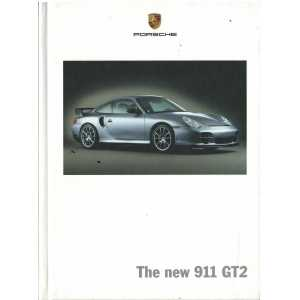Catalogue PORSCHE 996 GT2 2003 (Anglais)