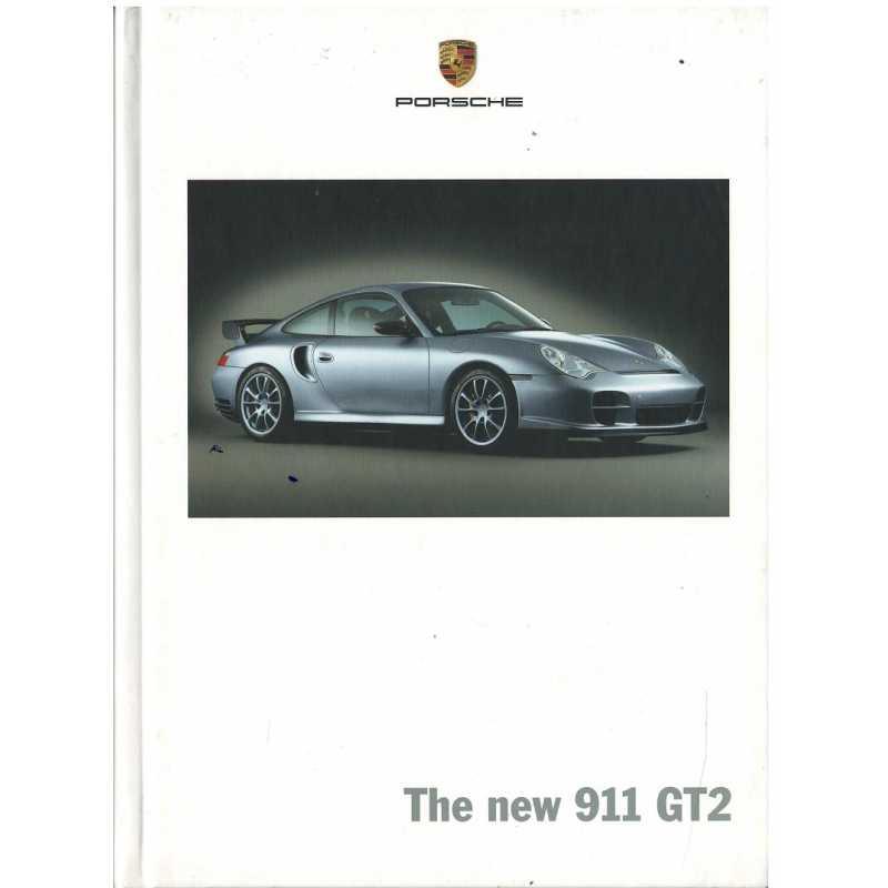 Catalogue PORSCHE 996 GT2 2003 (Anglais)