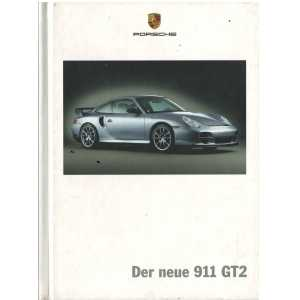 Catalogue PORSCHE 996 GT2 2004 (Allemand)
