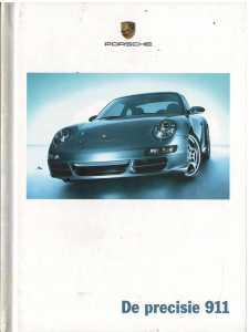 Catalogue PORSCHE 997 Coupé 2004 (Néerlandais)