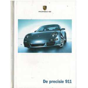 Catalogue PORSCHE 997 Coupé 2004 (Néerlandais)