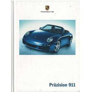 Catalogue PORSCHE 997 Coupé-Cabriolet 2004 (Allemand)
