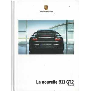 Catalogue PORSCHE 997 GT2 2007 (Français)