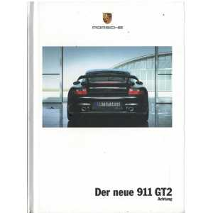 Catalogue PORSCHE 997 GT2 2007 (Anglais)