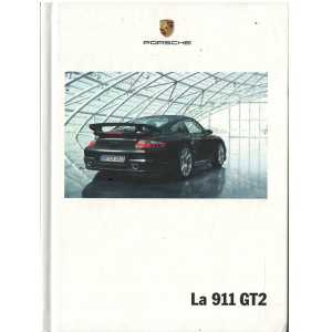 Catalogue PORSCHE 997 GT2 2008 (Français)