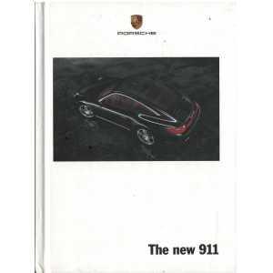 Catalogue PORSCHE 997 Coupé-Cabriolet-Targa 2008 (Anglais)