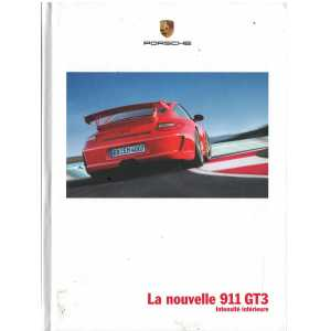 Catalogue PORSCHE 997 GT3 2008 (Français)