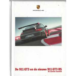 Catalogue PORSCHE 997 GT3-GT3RS 2009 (Néerlandais)
