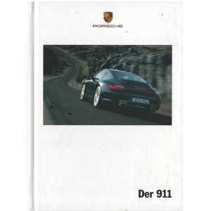 Catalogue PORSCHE 997 Coupé-Cabriolet-Targa 2009 (Allemand)
