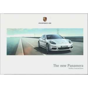 Catalogue PORSCHE CAYENNE PANAMERA 2013
