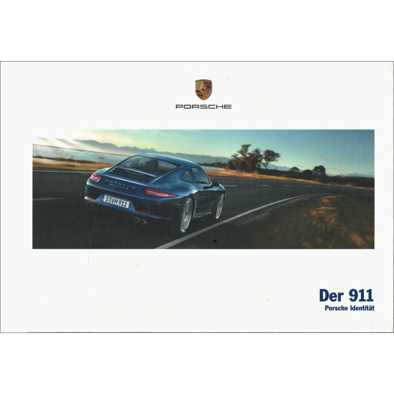 Catalogue PORSCHE 911-991 Coupé - Cabriolet