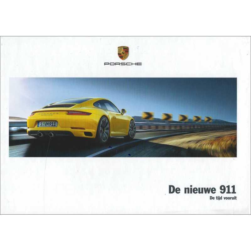 Catalogue PORSCHE 911-991 Coupé - Cabriolet - Targa