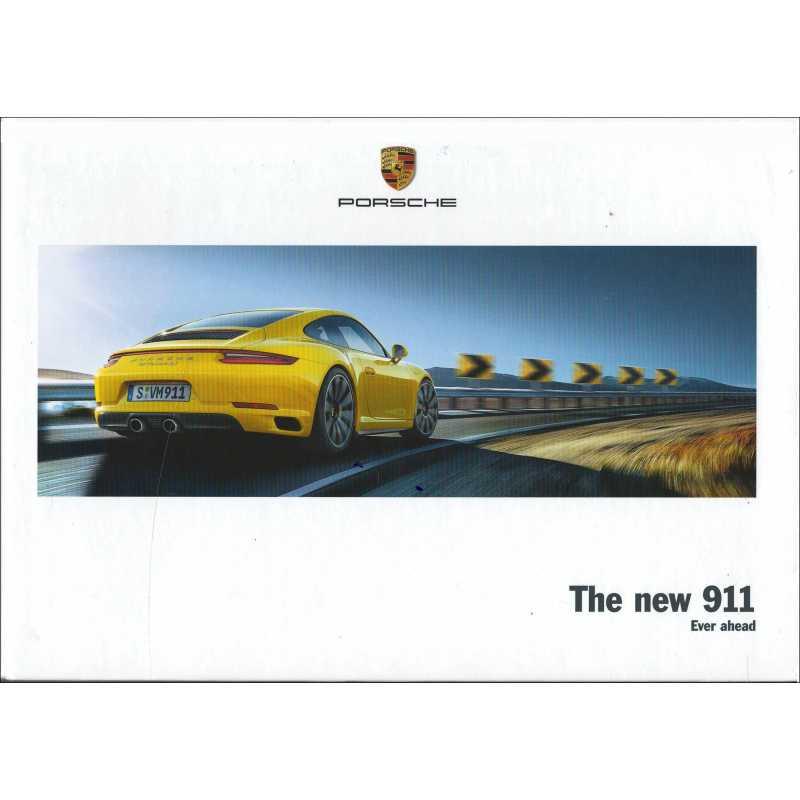 Catalogue PORSCHE 991 Coupé - Cabriolet - Targa