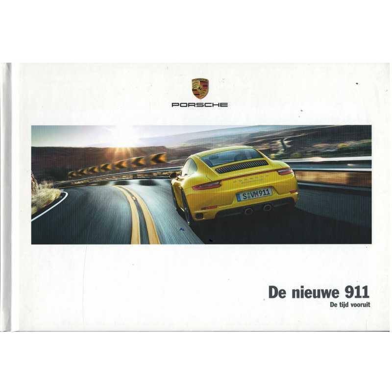Catalogue PORSCHE 991 Coupé - Cabriolet - Targa (Néerlandais) 2016