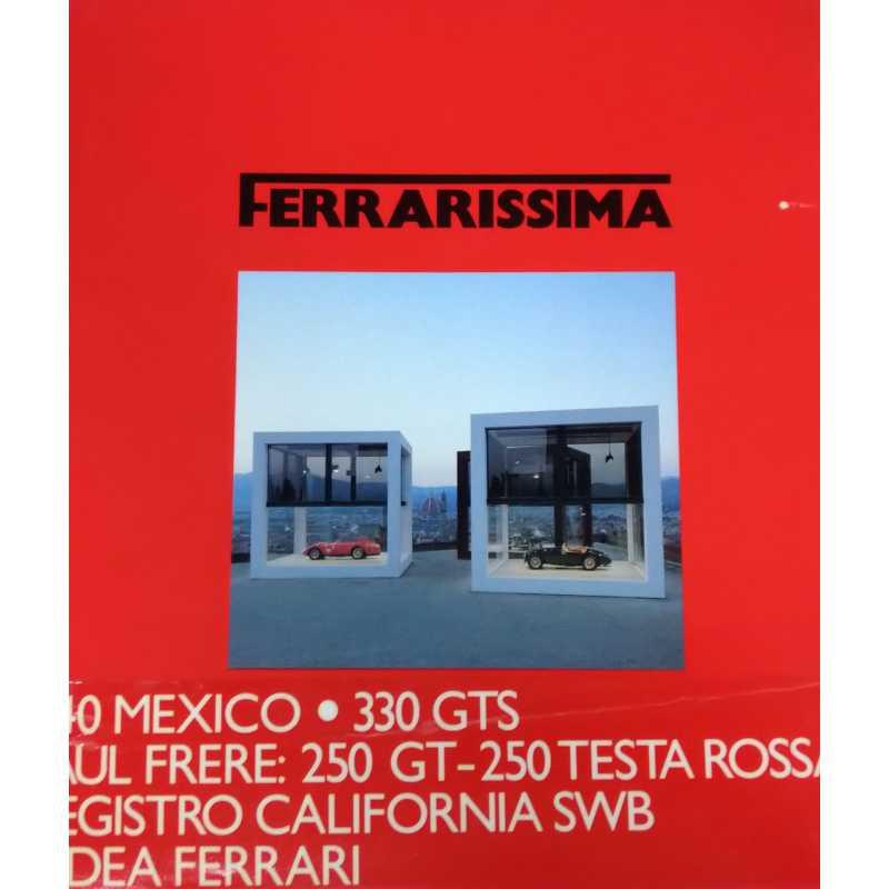 FERRARISSIMA N°13 - FERRARI 340 MEXICO