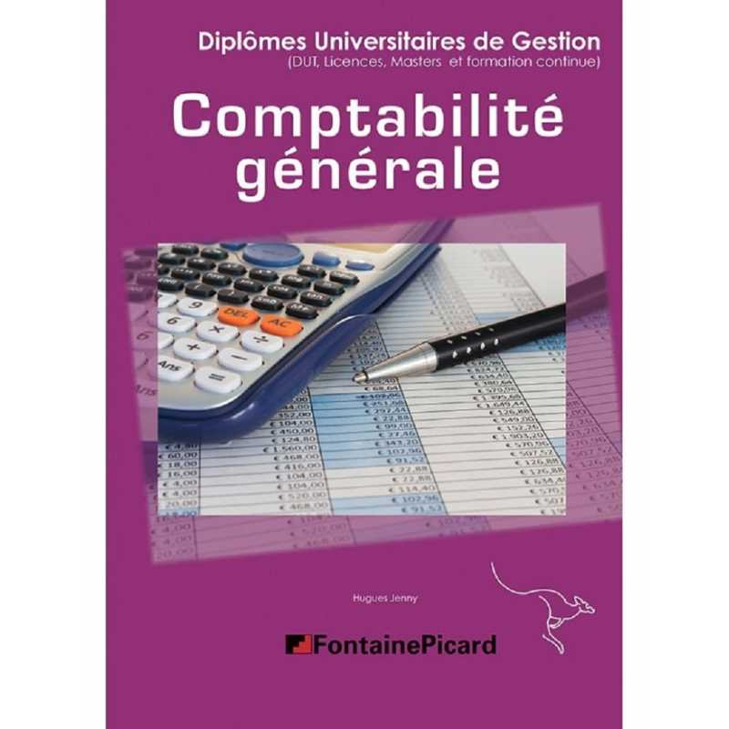 COMPTABILITÉ GÉNÉRALE DUG / FONTAINE PICARD / DUGCG / 9782744630149