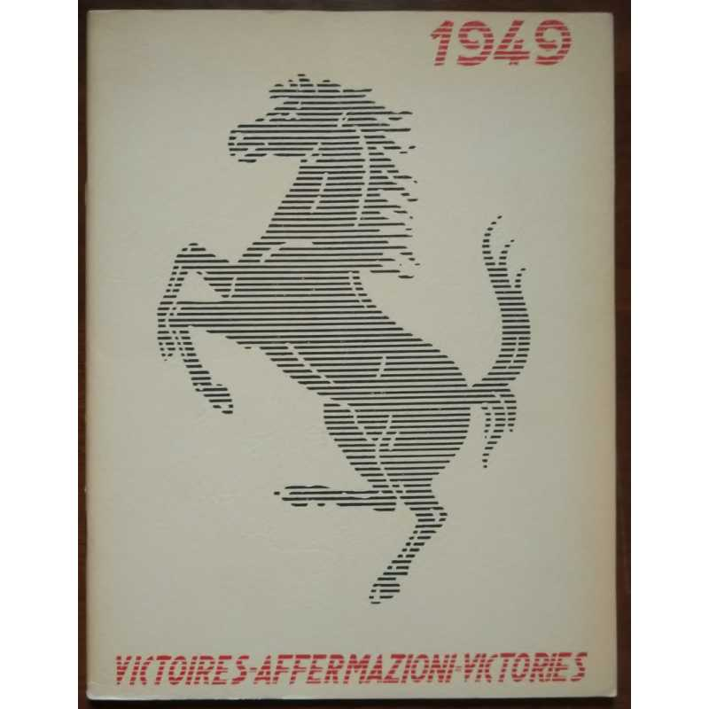 Ferrari Yearbook 1949